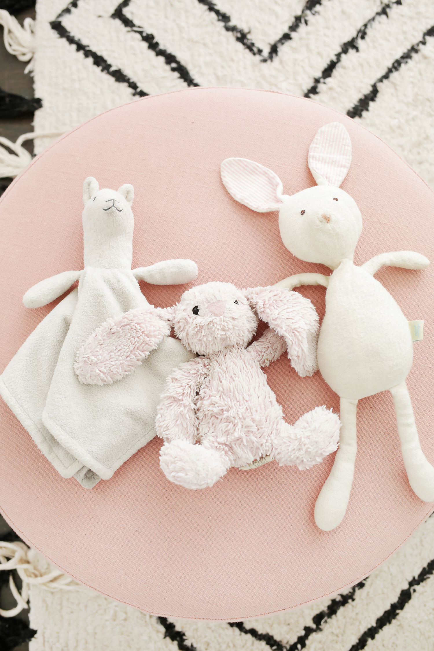 Stuffed Animal/Lovie Coloring Pages For Lola